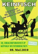 KEINFISCH - Deutschrock Mix 80er, 90er und das Beste von heute!